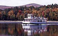 Paddleboat Cruises on Harriman Reservoir